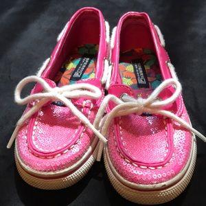 Girls Sperrys size 11